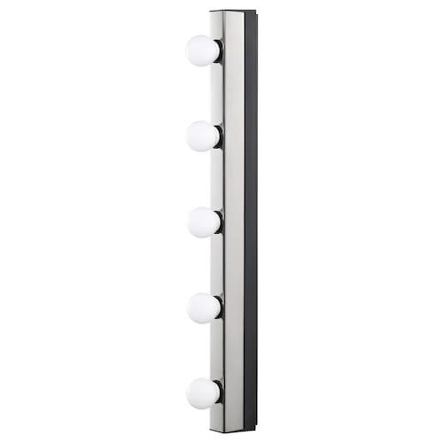 莫西克 壁灯,绕定安装 镀铬 5 瓦特 60.0 厘米 37 毫米 64 毫米