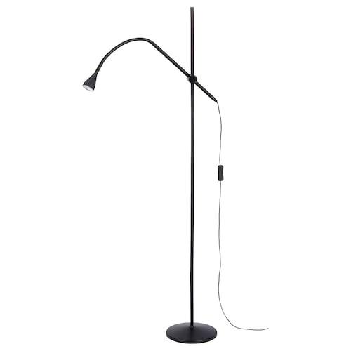 纳林格 LED落地灯/阅读灯 黑色 220 流明 147 厘米 20 厘米 2.0 米 2.6 瓦特 25000 小时