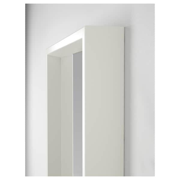 尼瑟达 镜子组合 白色 130 厘米 40 厘米 150 厘米