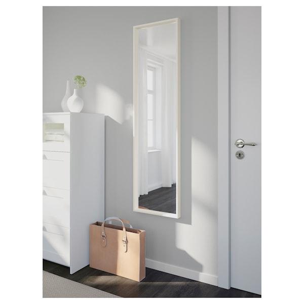 尼瑟达 镜子 白色 40 厘米 150 厘米
