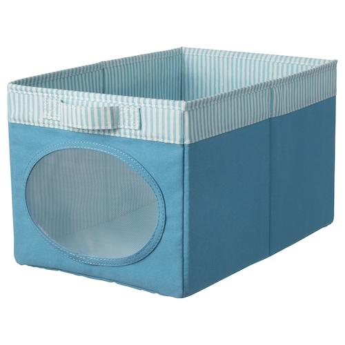 尼伊萨 盒 蓝色 25 厘米 37 厘米 22 厘米