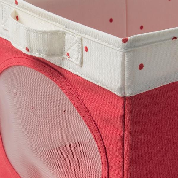 尼伊萨 盒 淡红色 25 厘米 37 厘米 22 厘米
