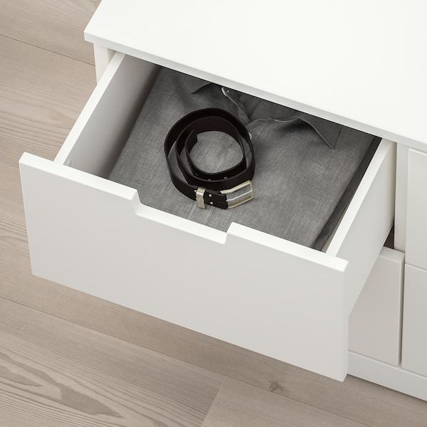 诺德里 6屉柜 白色 120 厘米 47 厘米 54 厘米 37 厘米