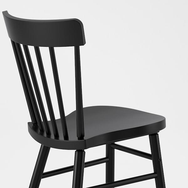 NORRARYD 诺勒利 椅子, 黑色