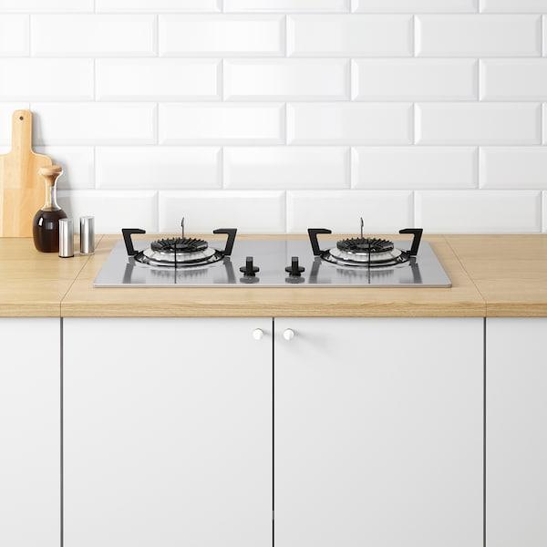 诺克胡 厨房, 白色, 204x61x220 厘米