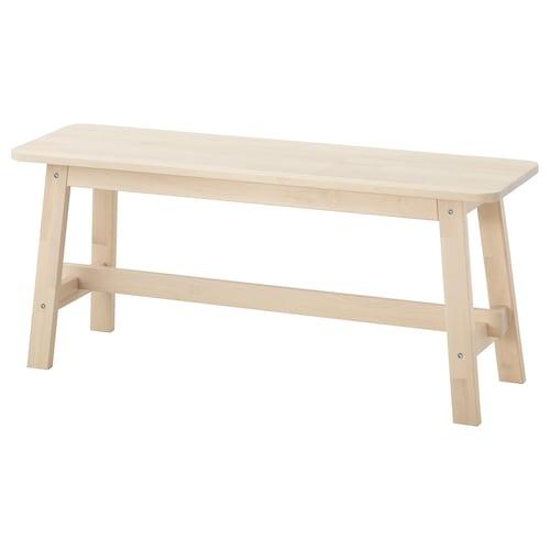 诺鲁克 长凳, 桦木, 103 厘米