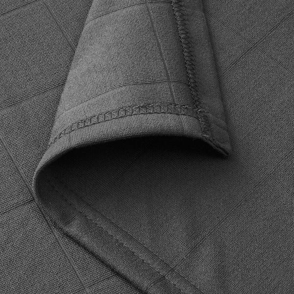 ODDHILD 奥德西 休闲毯, 深灰色, 120x170 厘米