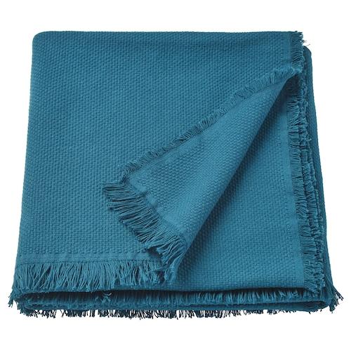 乌德鲁恩 休闲毯 蓝色 170 厘米 130 厘米 760 克