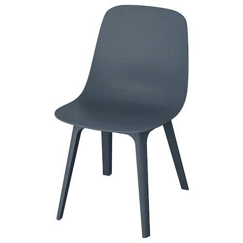 奥德格 椅子 蓝色 110 公斤 45 厘米 51 厘米 81 厘米 45 厘米 41 厘米 43 厘米
