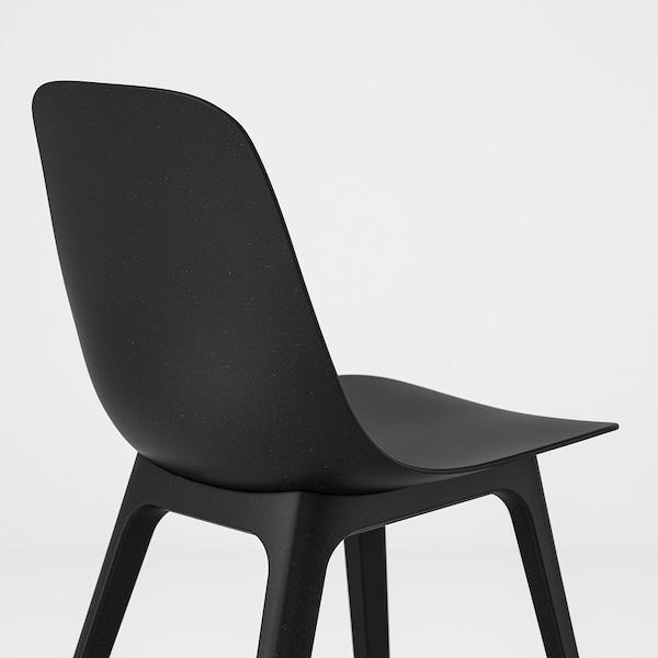 奥德格 椅子 煤黑色 110 公斤 45 厘米 51 厘米 81 厘米 45 厘米 41 厘米 43 厘米