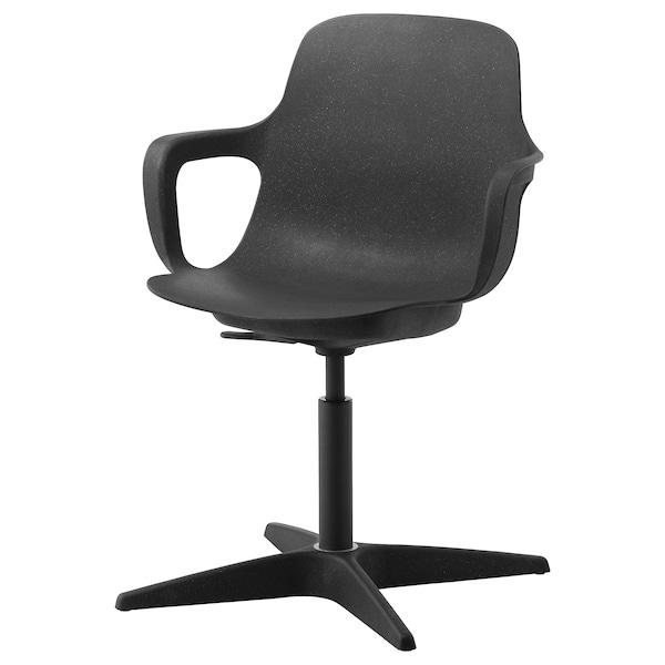 奥德格 转椅 煤黑色 110 公斤 68 厘米 68 厘米 90 厘米 45 厘米 45 厘米 43 厘米 54 厘米