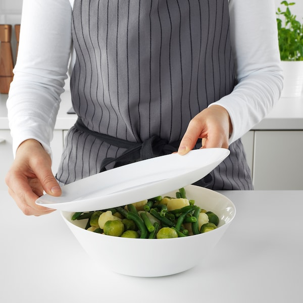 奥夫塔 上菜碗 白色 7 厘米 23 厘米