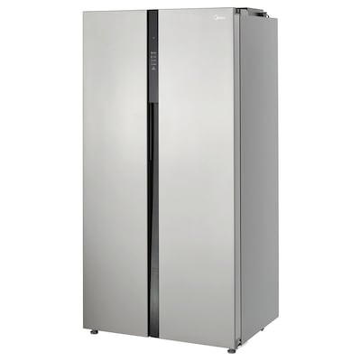 OKOMPLICERAD BCD-536WKPZM(YJ) 双开门冰箱, 不锈钢/无霜