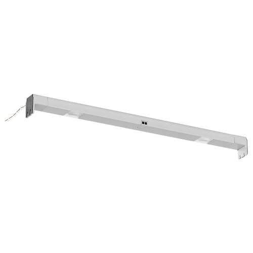 欧勒普 LED抽屉照明条 铝色 60 流明 36 厘米 2.6 厘米 1 厘米 3.5 米 1.5 瓦特