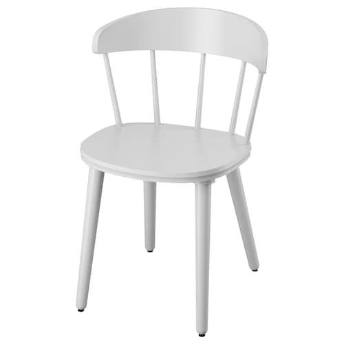 沃姆安克萨姆 椅子 淡灰色 53 厘米 50 厘米 79 厘米 45 厘米 43 厘米 47 厘米
