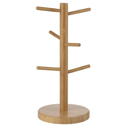 奥比特 杯架 竹 33 厘米