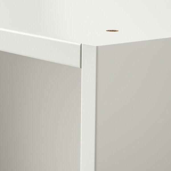 帕克思 2件衣柜框架, 白色, 200x35x236 厘米