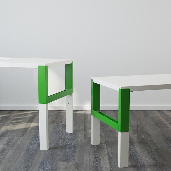 佩尔 书桌组合 白色/绿色 96 厘米 58 厘米 98 厘米 111 厘米 50 公斤