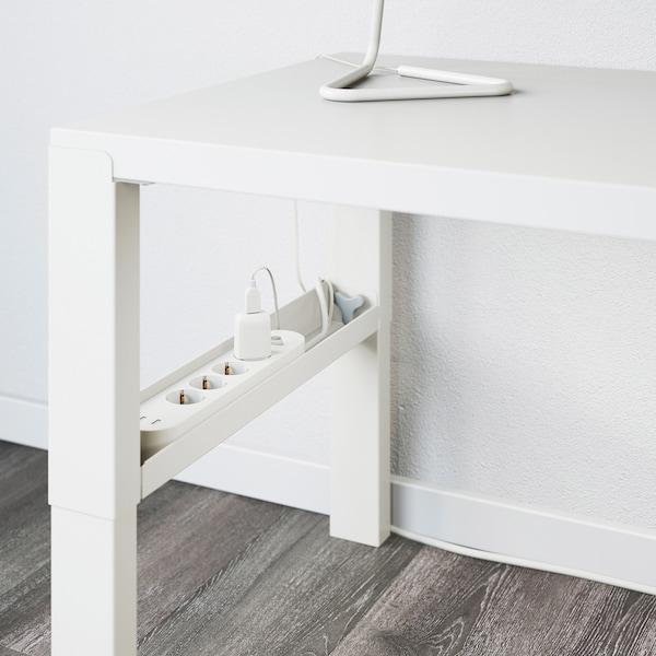 佩尔 书桌 白色 96 厘米 58 厘米 59 厘米 72 厘米 50 公斤