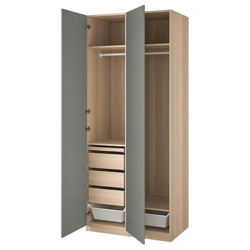 IKEA 帕克思 / 里因斯孚尔 衣柜组合