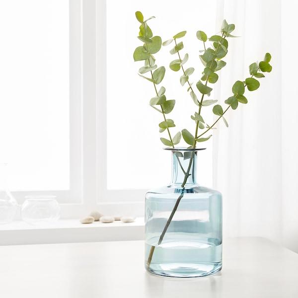 佩帕科恩 花瓶, 蓝色, 28 厘米