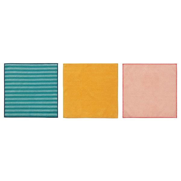 佩普里格 超细纤维布料 3 件 28 厘米 28 厘米