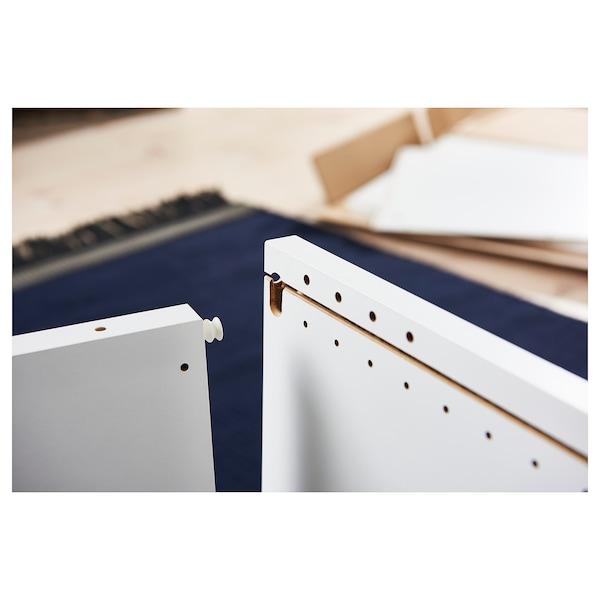 PLATSA 普拉萨 框架, 白色, 80x55x120 厘米