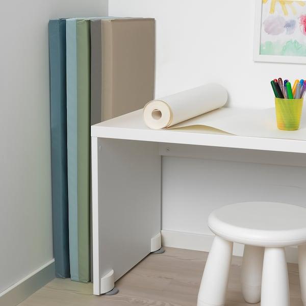 PLUFSIG 普鲁希 可折叠健身垫, 蓝色, 78x185 厘米