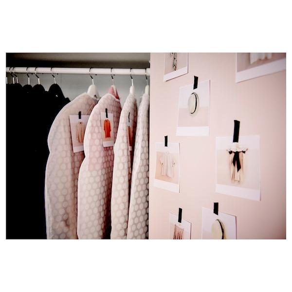 普鲁林 衣服罩,3件套 透明白色