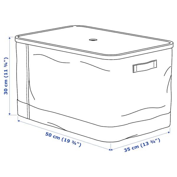 雷布拉 附盖储物盒 35 厘米 50 厘米 30 厘米