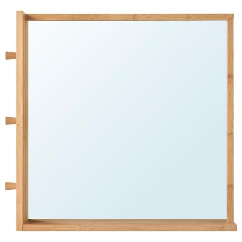 罗格朗 镜子 竹 53 厘米 9 厘米 50 厘米