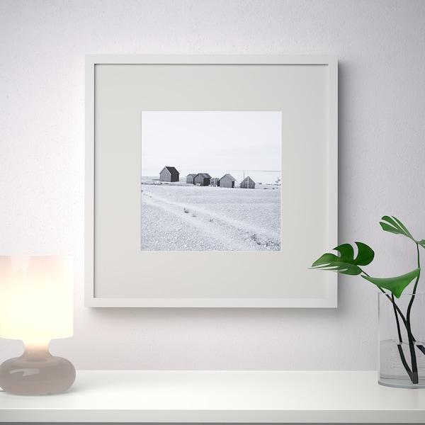 丽巴 画框 白色 50 厘米 50 厘米 30 厘米 30 厘米 29 厘米 29 厘米 4.5 厘米 52 厘米 52 厘米