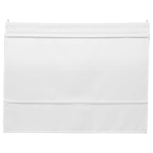 林洛马 罗马帘 白色 160 厘米 60 厘米 0.96 平方米