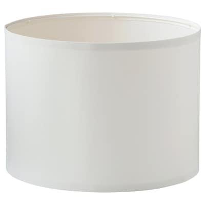 RINGSTA 林格斯塔 灯罩, 白色, 42 厘米