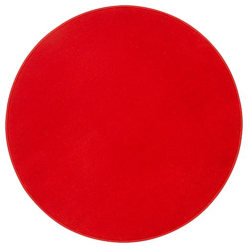 里斯歌德 短绒地毯 红色 70 厘米 1110 克/平方米 450 克/平方米 6 毫米 0.38 平方米
