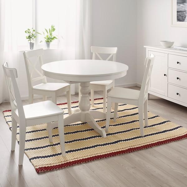 IKEA 鲁德胡斯 平织地毯