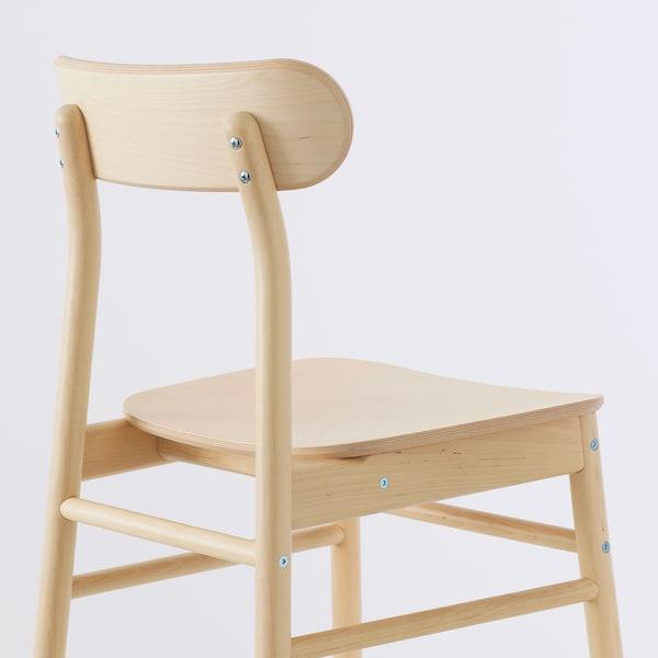 瑞宁 椅子 桦木 110 公斤 46 厘米 49 厘米 79 厘米 41 厘米 41 厘米 45 厘米