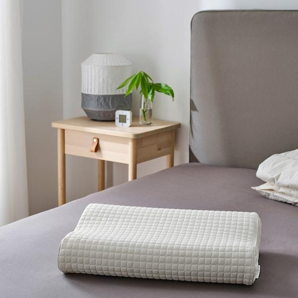 洛森浣 人体工学枕,侧卧/仰卧 33 厘米 50 厘米 12 厘米