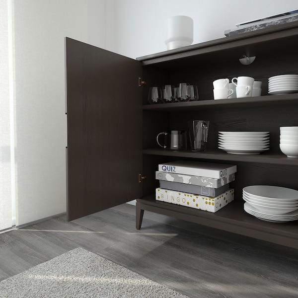 瑞吉索 柜子, 褐色, 118x110 厘米