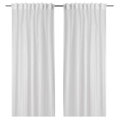IKEA 鲁姆博 窗帘,2幅