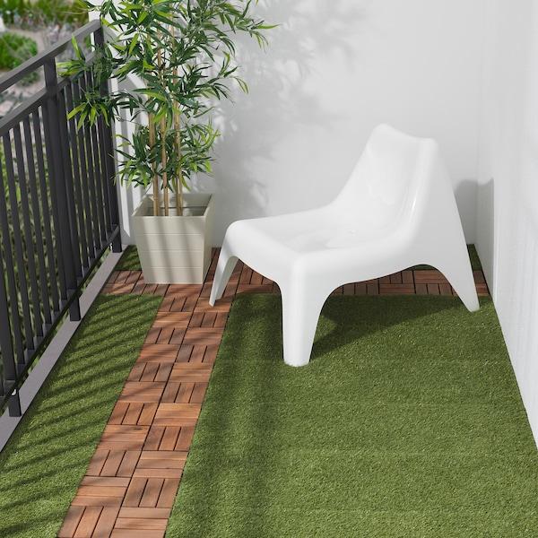 鲁恩 地板饰面,户外 着褐色漆 0.81 平方米 30 厘米 30 厘米 2 厘米 0.09 平方米 9 件