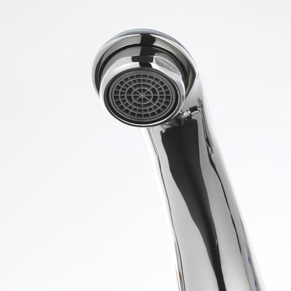 RUNSKÄR 兰斯卡 洗脸池水龙头,带过滤器, 镀铬