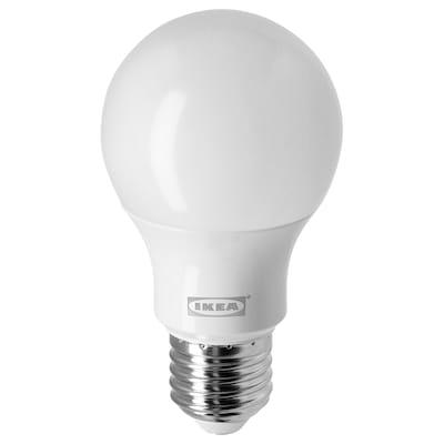 RYET 里耶 LED灯泡 E27 470流明, 球形 乳白色