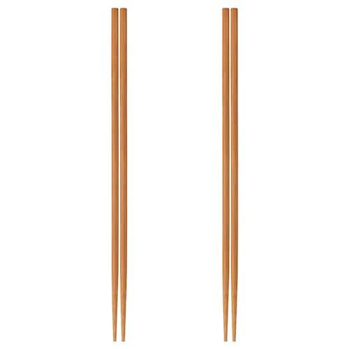 萨塔 筷子 2双 竹 30 厘米