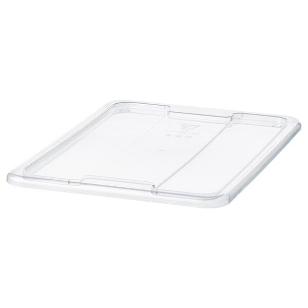 萨姆拉 11/22升储物盒盖 透明 39 厘米 28 厘米