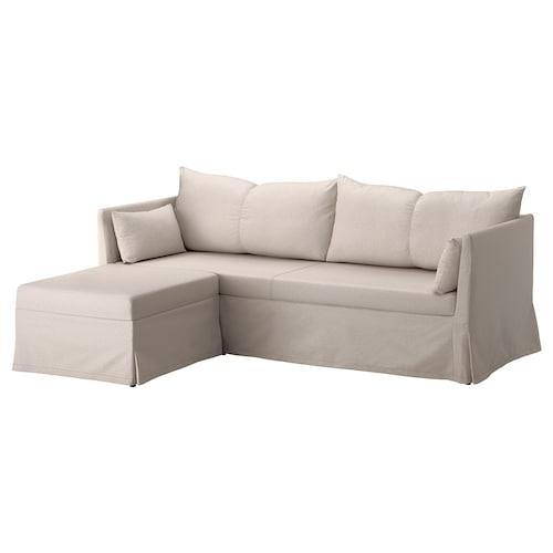 桑德巴肯 转角沙发床 洛法莱特 米黄色 212 厘米 69 厘米 78 厘米 149 厘米 70 厘米 33 厘米 140 厘米 200 厘米