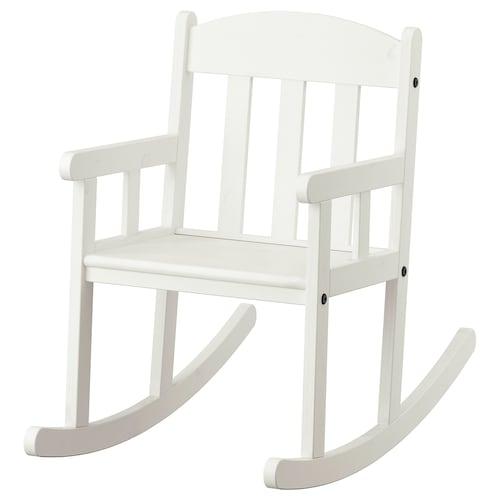 桑维 摇椅, 白色