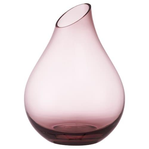桑里克 花瓶 粉红色 17 厘米