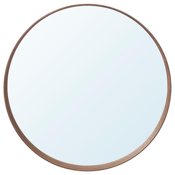 斯德哥尔摩 镜子, 胡桃木贴面, 60 厘米