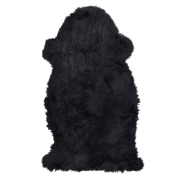 斯考德 羊皮, 黑色, 90 厘米